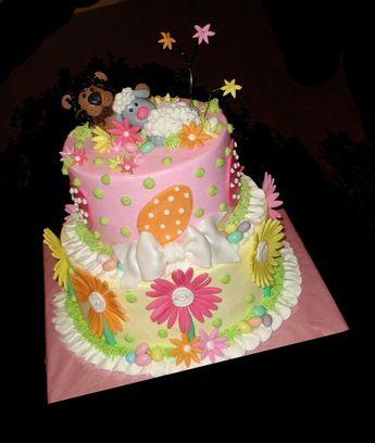 Easter Cake Decorating Jpg 1 Comment
