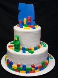 three tiers lego cakes.JPG