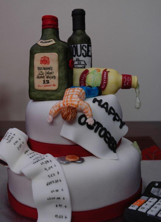 birthday liquor