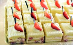 Strawberry Short Cakes Cut in Square Pieces.jpg