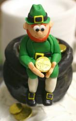 St. Patrick's Cakes Pictures
