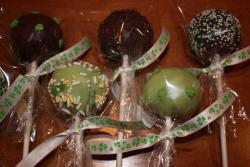 St. Patrick's Day Cake pops photos.JPG