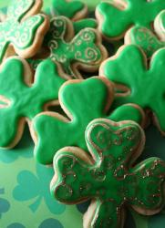St. Patrick's Day cookies picture.JPG
