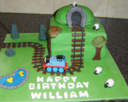 Sodor Island Cake for birthday.PNG