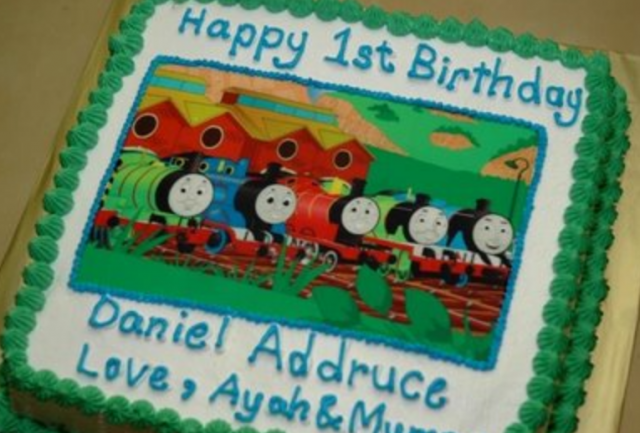 Phenomenal Thomas And Friends Birthday Cakes Images Png Funny Birthday Cards Online Fluifree Goldxyz