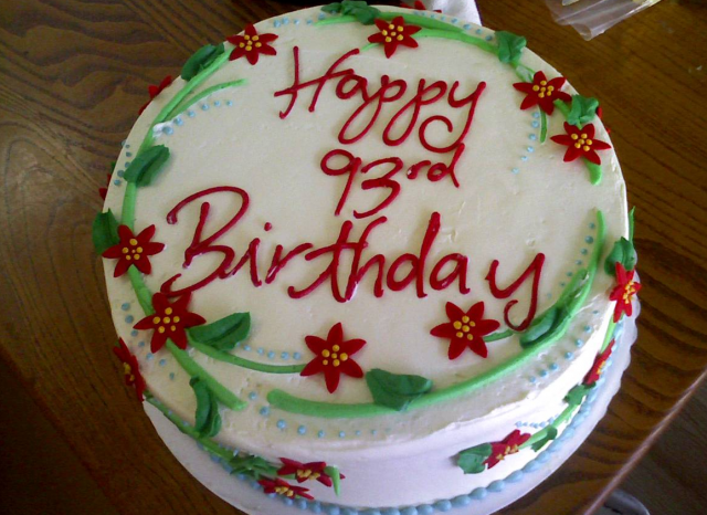 Christmas birthday cake picture.PNG Hi-Res 720p HD