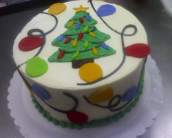 Colorful Chistmas Tree Lighting Cake pix.PNG