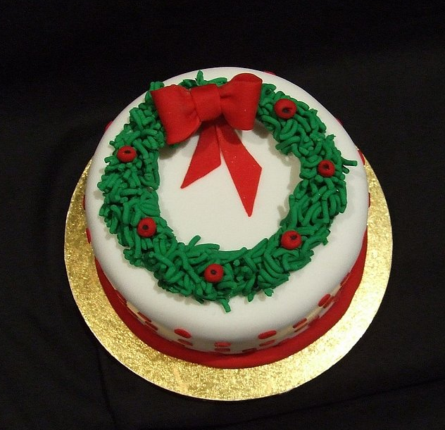 Christmas Cake Pictures Gallery  P 5 SZZJHzIB