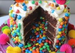 M&M birthday cakes picture.JPG