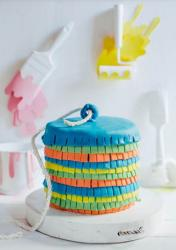 Colorful birthday pinata cake photos.JPG