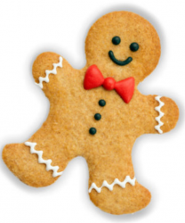 Cute happy gingerbread man.PNG