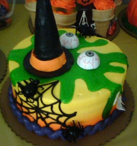 Fun Scary Kids Halloween Cakes Photos Jpg