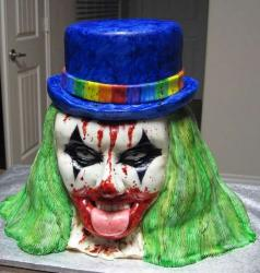 Halloween Creepy Clown Cake.JPG