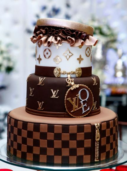Louis Vuitton wedding cakes.JPG
