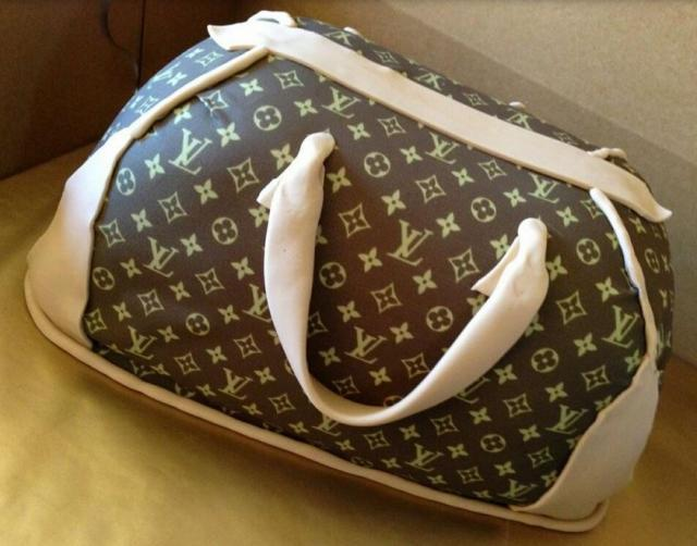 Large LV purse cake pictures.JPG