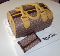 Louis Vuitton purse and wallet cake picture.JPG