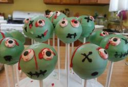 Kids zombie cake pops picture.JPG