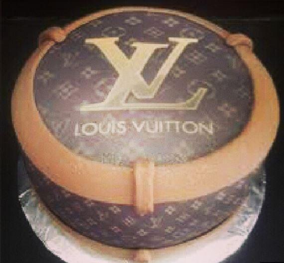 Vintage Louis Vuitton Cake Picture Jpg