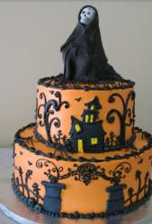 Scary Halloween Cakes photo.JPG