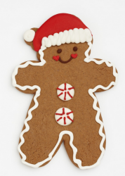 Christmas ginger bread man pictures .PNG
