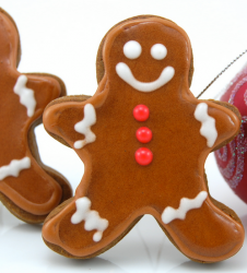 Cute gingerbread men with smily face.PNG