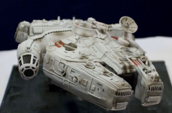 Star Wars Millennium Falcon Cake picture.PNG
