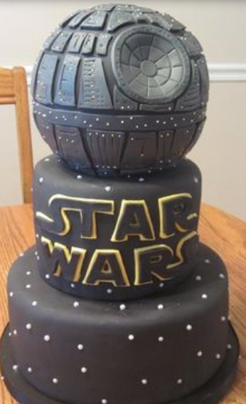 Star wars space ship cakes photos.PNG