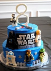Newest star wars birthda cakes ideas pictures.PNG