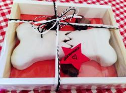Bone-shaped Cake for Dog in a box.jpg