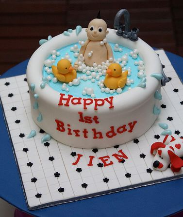 Baby Birthday Cake Ideas Pictures Designs Recipes