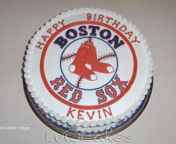 Boston Red Sox birthday cake.JPG