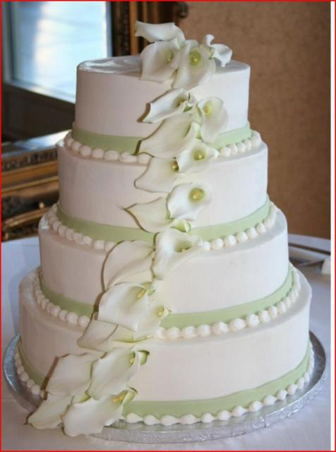 Cake With Fondant Ribbon : RE: Fondant 2