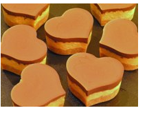 Picture of Valentine Chocolate Caramel Slices.PNG