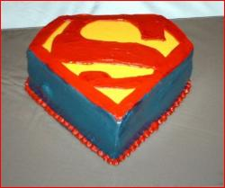 Superman groom's cake.jpg