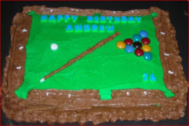 Groovy Pool Table Birthday Cake Hi Res 720P Hd Personalised Birthday Cards Akebfashionlily Jamesorg