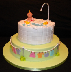Baby in bath tub Baby Shower Cake.PNG