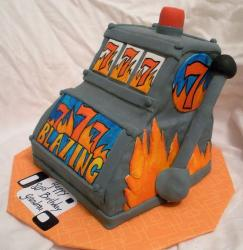 777 Slot machine birthday cake.JPG