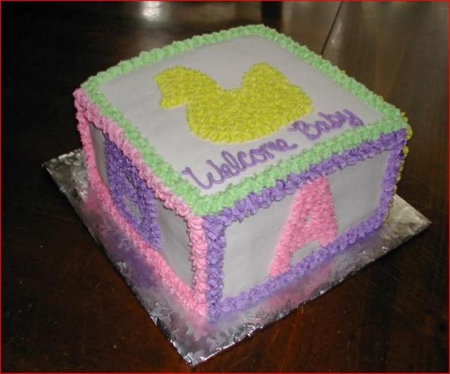 Baby play block style baby shower cake.jpg Hi-Res 720p HD
