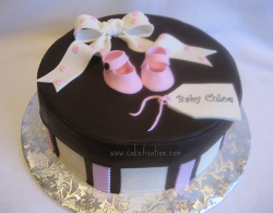 Chocolate Baby Shower Cake picture.PNG