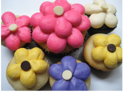 Colorful Mother's Day cupcakes by Sugar Bliss Cake Boutique.PNG