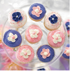 Light pink and dark purple happy mother's day cupcakes.PNG