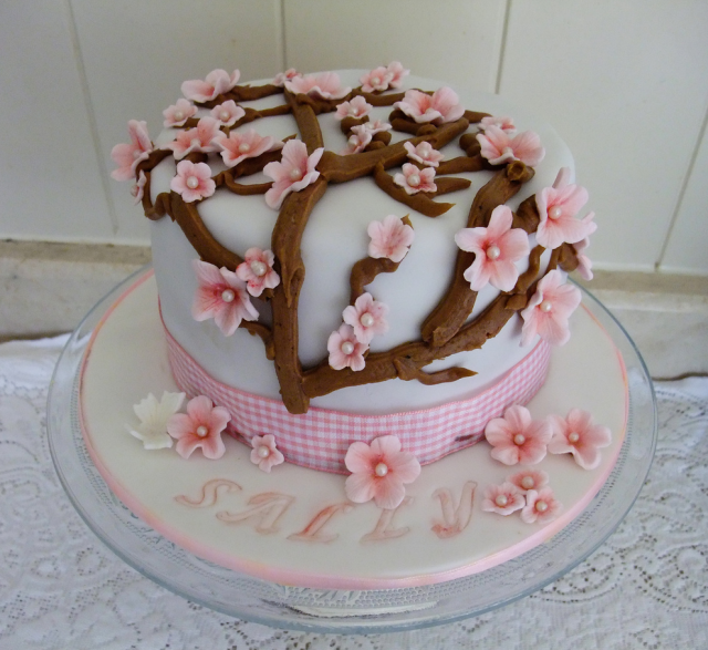 Picture of Mother's Day Blossom Tree Cake.PNG