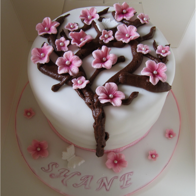 Pretty Mother's Day Blossom Cake images.PNG