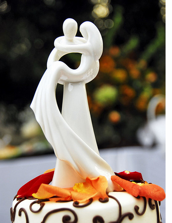 Romantic wedding cake topper picturePNG 1 comment