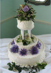 Lavender Rose wedding cake toppers pics.PNG