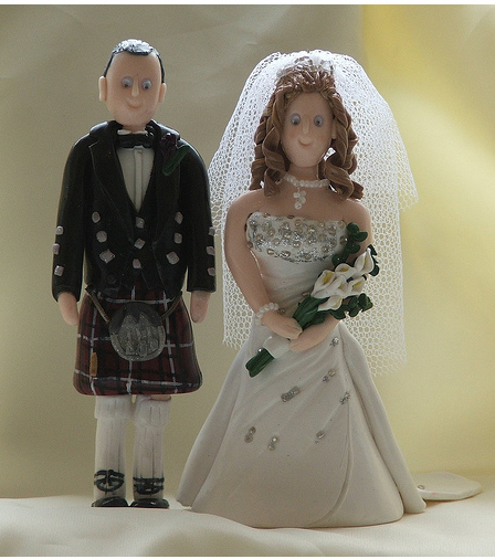 Photo of Bride and Groom in kilt.PNG