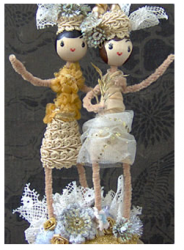 Very cute lesbian wedding cake toppers picture.PNG