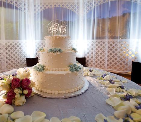 Fully Covered Swarovski Crystal Cake Monogram Letter