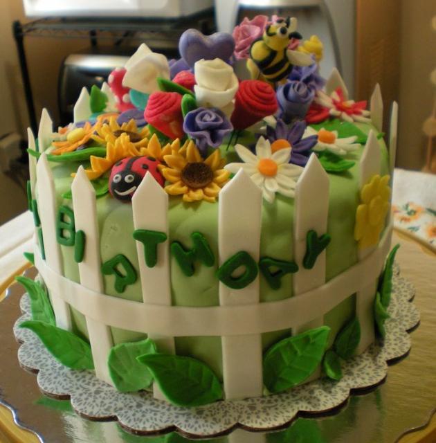 Happy Birthday Becky  Gardening Forums