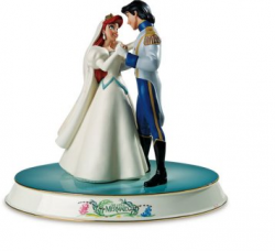 Ariel and Eric disney figure cake topper.PNG